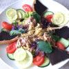 Salade à emporter à Pontivy